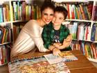 'Eu escolhi ser mãe, não é um fardo', diz a apresentadora Chris Flores