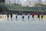 Velocistas de Prudente chegam perto de índices na pista do Ibirapuera