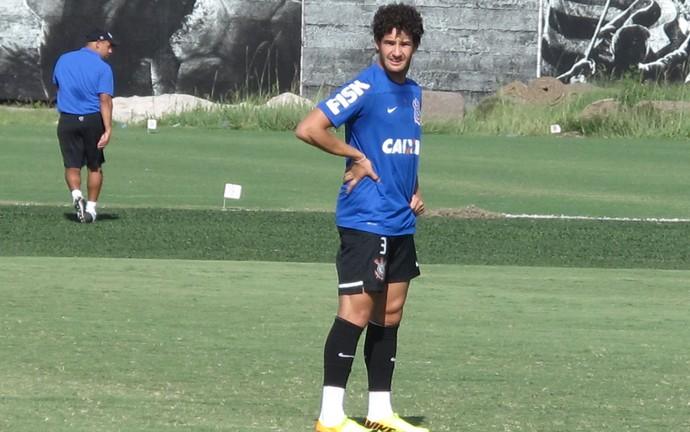 Alexandre Pato fica na berlinda no Corinthians e deverá ser colocado a venda em breve