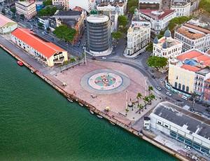 Recife - Marco Zero (Foto: Ministério do Esporte)