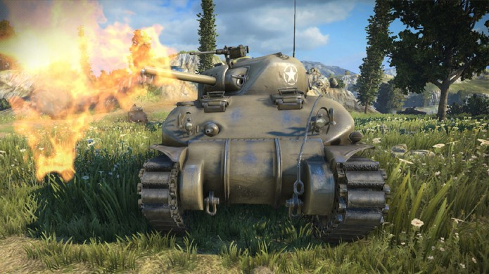 World of Tanks ganhará versão para Xbox One em português no Brasil (Foto: Divulgação)
