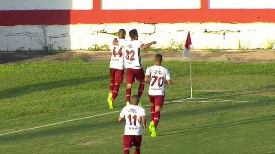 Sornoza tira onda com passe, e gol faz Nogueira dar volta por cima no Flu