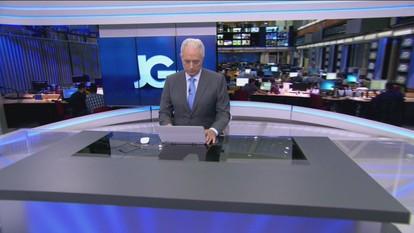 Jornal da Globo - Edição de Terça-feira, 18/04/2017