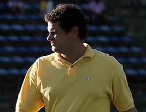 Leandro Bernardes, supervisor de Logística do Brasiliense (Foto: Site Oficial do Brasiliense)
