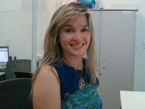 Médica Liege Ribeiro Soares  (Foto: Gil Oliveira/ G1)