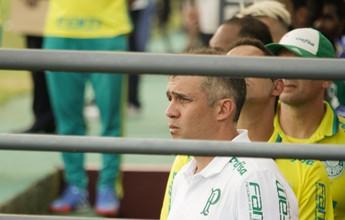 William elogia entrada de Keno em vitória do Palmeiras e defende Baptista