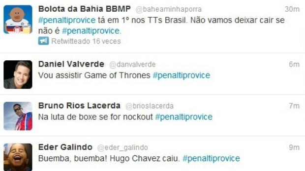 Vitória - Twitter  (Foto: Reprodução / Twitter)