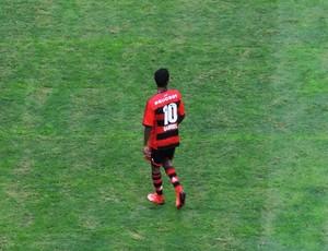 Gabriel Flamengo camisa 10 (Foto: Cahê Mota)