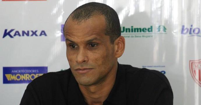 Rivaldo Ferreira Presidente Mogi Mirim Sapo (Foto: Geraldo Bertanha / Mogi Mirim EC)