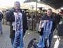 """Pacata Malmö acorda em """"êxtase"""" com craques do Real Madrid na cidade"""