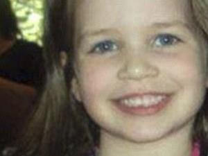 Jessica Rekos, 6 anos, uma das 20 vítimas do massacre na escola Sandy Hook (Foto: Reuters)