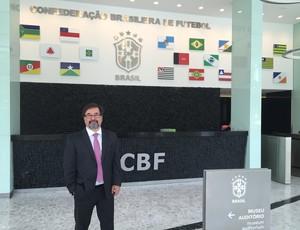 Marco Aurélio Cunha assume como diretor do futebol feminino na CBF