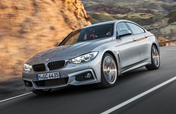 BMW Serie 4 Gran Coupé (Foto: Divulgação)