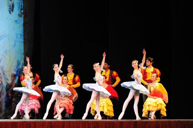 Ballet Don Quixote (Foto: Nilson Bastian)