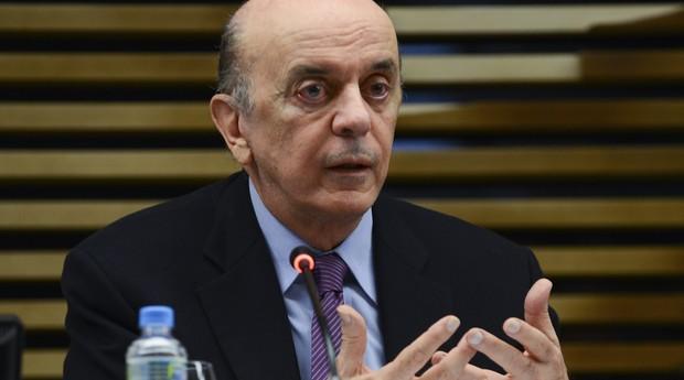 José Serra  (Foto: Reprodução/Agência Brasil)
