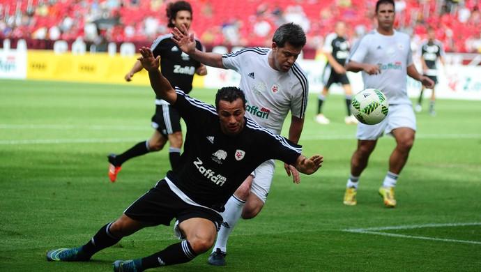 Leandro Damião Argel Lance de Craque Beira-Rio (Foto: Ricardo Duarte/Divulgação)