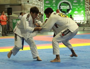 Nordeste Open de Jiu-jitsu, em Natal (Foto: Sarah Wollerman/Divulgação)