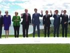 Trump pede a grupo de países mais industrializados volta da Rússia no G7