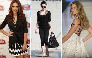 Strappy bra: sutiã de tiras aparentes vira mania entre as famosas