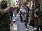 Jornalista ucraniana capturada por separatistas pró-Rússia diz estar bem