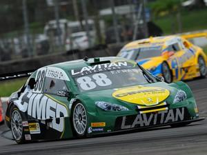 Felipe Fraga lidera a temporada da Stock Car (Foto: Fabio Davini/RF1)