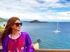 Marina Ruy Barbosa mostra fotos dela na Itália durante viagem de férias