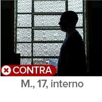 interno M. (Foto: Arte/G1)