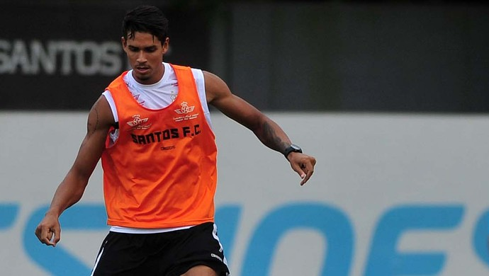 Lucas Veríssimo, Santos (Foto: Ivan Storti/Santos FC)