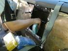 Polícia Rodoviária localiza mais de 49 kg de cocaína em fundo falso de carro