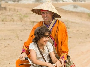 Filme Shaolin do Sertão tem estréia prevista para o segundo semestre de 2016 (Foto: Divulgação)