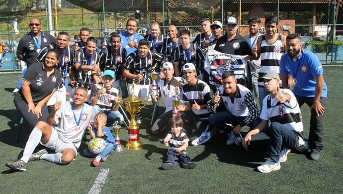 Corinthians/Mogi (Foto: Arquivo Pessoal/Rogério Rodrigues)