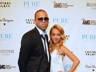 Namorada de Chris Brown diz na TV que luta contra Rihanna e seus fãs