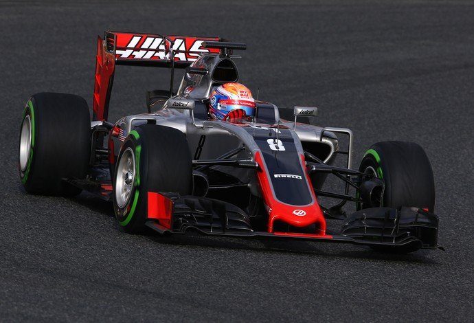 Haas VF16 F1 (Foto: Getty Images)