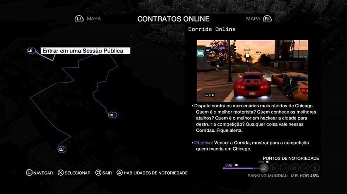 Corrida Online (Foto: Thiago Barros/Reprodução)