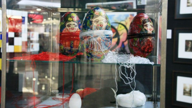 A exposição é gratuita (Foto: Divulgação/ RPC)