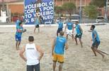 Sem apoio da CBHb, seleções de handebol de areia treinam na Paraíba por conta própria