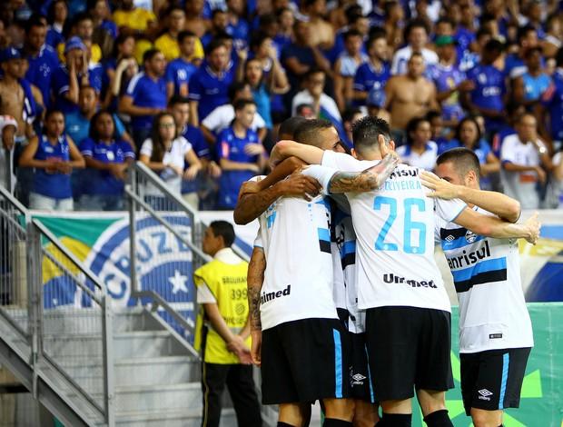 Grêmio x Cruzeiro Copa do Brasil