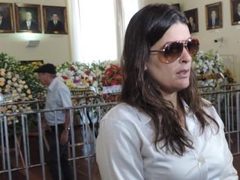 Helena Brennand Guerra, filha do deputado federal Sérgio Guerra (Foto: Renan Holanda / G1)