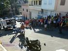 Motociclista morre ao bater no muro de escola em Vila Velha, ES