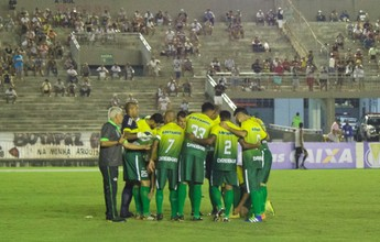 Atletas do Cuiabá ficam na bronca com arbitragem na derrota para o Bota