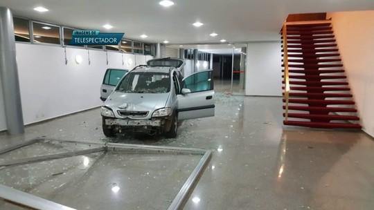 PF conclui perícia após adolescente invadir Palácio da Alvorada de carro