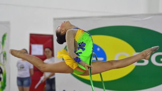 campeonato de ginástica (Foto: Antônio Lima/Sejel)