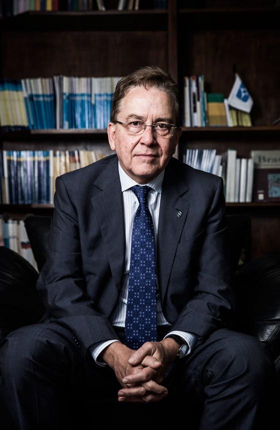Paulo Rabello presidente do IBGE (Foto: Stefano Martini/ÉPOCA)