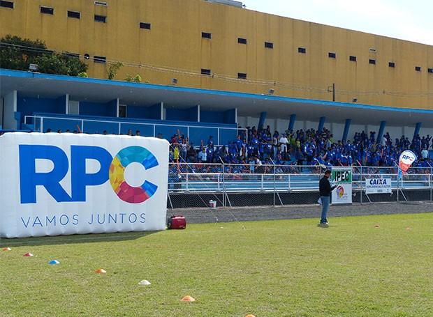 GP Atletismo Kids (Foto: Divulgação/ RPC)
