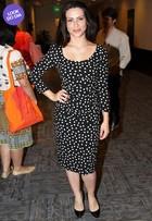Look do dia: Cleo Pires arrasa com vestido de bolinhas