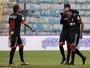 """Isac celebra gol de letra e fim de jejum no Botafogo-SP: """"Zica está saindo"""""""