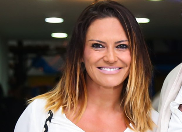 Carla Regina (Foto: Manuela Scarpa/Brazil News)