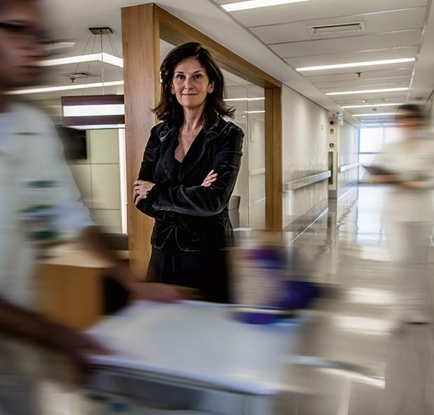 Empresa;Saúde;A.C.Camargo;Vivien Rosso (Foto: Rogerio Albuquerque)