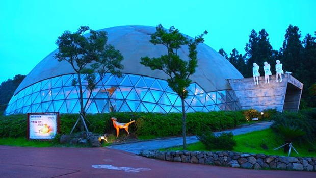 Museu Jeju Loveland 1