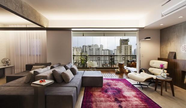 Inovação em lar de espaços conectados
